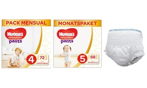 Couches ultra-confort Huggies