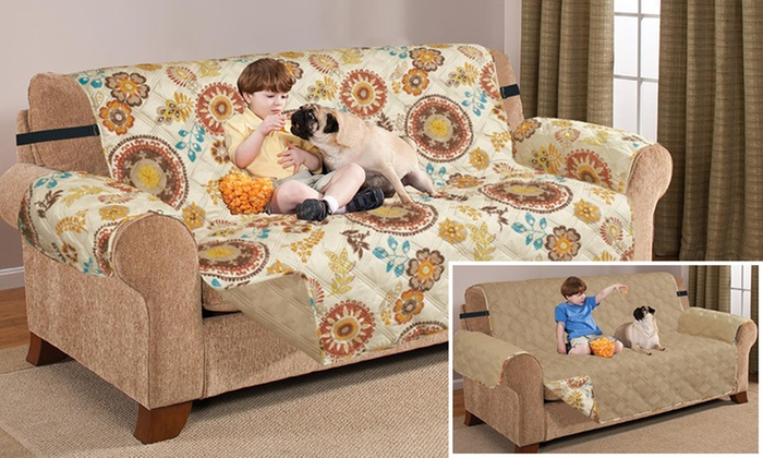 printed furniture protectors for chair love seat or sofa printed furniture protectors for