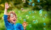 Mrs. Bubbles - Jacksonville: $179 for a One-Hour Kid's Bubble Party at Mrs. Bubbles ($300 Value)