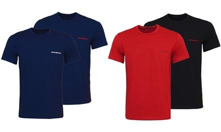 Set 2 t-shirt uomo Emporio Armani