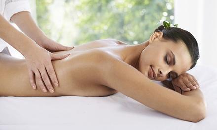 Pause détente avec modelage californien de 45 min, option soin du visage dès 24 € à linstitut Eden Beauté