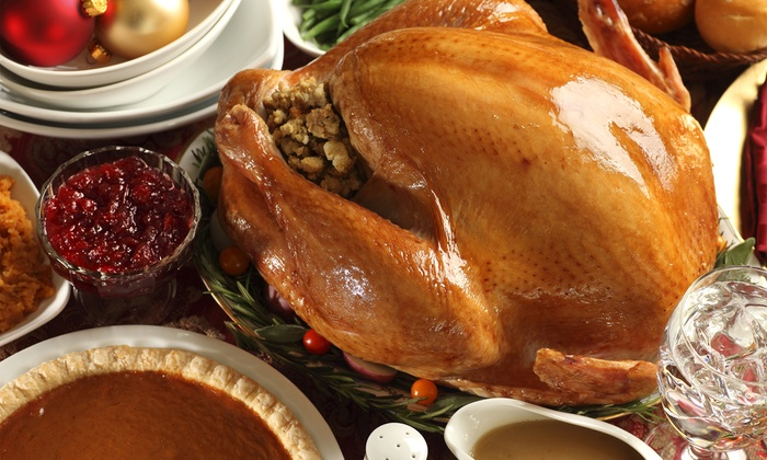 AviGlatt - Brooklyn: Kosher Thanksgiving Dinner for 6 or 12 from AviGlatt (Up to 44% Off)