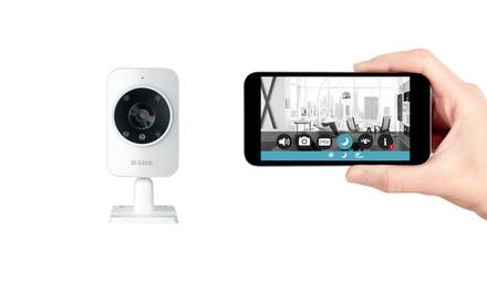 D Link WiFi Sicherheitskamera CS935L mit App Untersützung