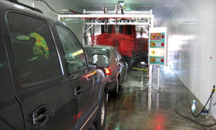 Surf's Up Carwash - Cleveland: Two Better Value Car Washes or Three Best Value Car Washes at Surf's Up Carwash (56% Off)
