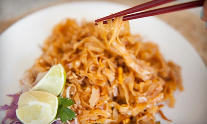 Nong's Thai Cuisine - Golden Valley: $10 for $20 Worth of Thai Food at Nong's Thai Cuisine