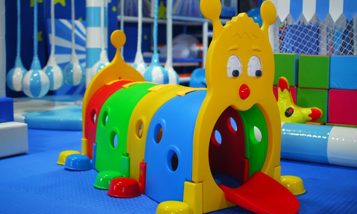 Hwami Children World - Hwami Children World: Up to 70% Off Play Sessions or Birthday Party at Hwami Children World
