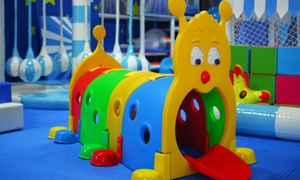 Hwami Children World: Up to 70% Off Play Sessions or Birthday Party at Hwami Children World