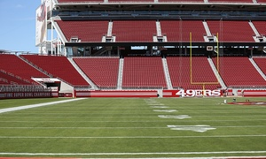 49ers Training Camp: Groupon Exclusive – $15 for One Ticket to a 49ers Training-Camp Practice, Plus a Self-Guided Stadium Tour