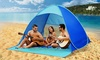 Two-Person Pop-Up Beach Tent