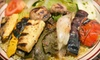 Mediterranean Grill - Multiple Locations: Mediterranean Food at Mediterranean Grill (Half Off). Two Options Available.