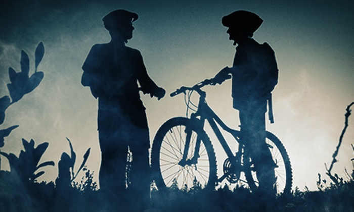 Bobby's Bike Hike - Near North Side: $49 for Haunted Halloween Bicycle Tour for Two from Bobby's Bike Hike (Up to $100 Value)