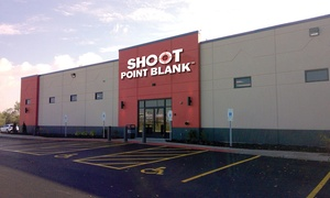 Up to 56% Off at Shoot Point Blank at Shoot Point Blank, plus 6.0% Cash Back from Ebates.