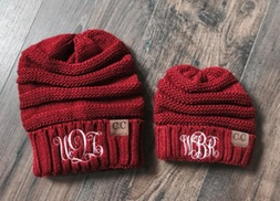 Up to 80% Off Personalized Embroidered Beanies from Qualtry at Qualtry, plus 6.0% Cash Back from Ebates.