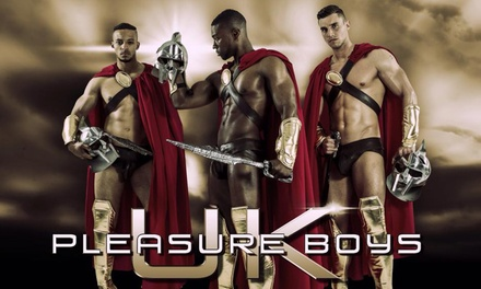 EyeCandi Pleasureboys Tour