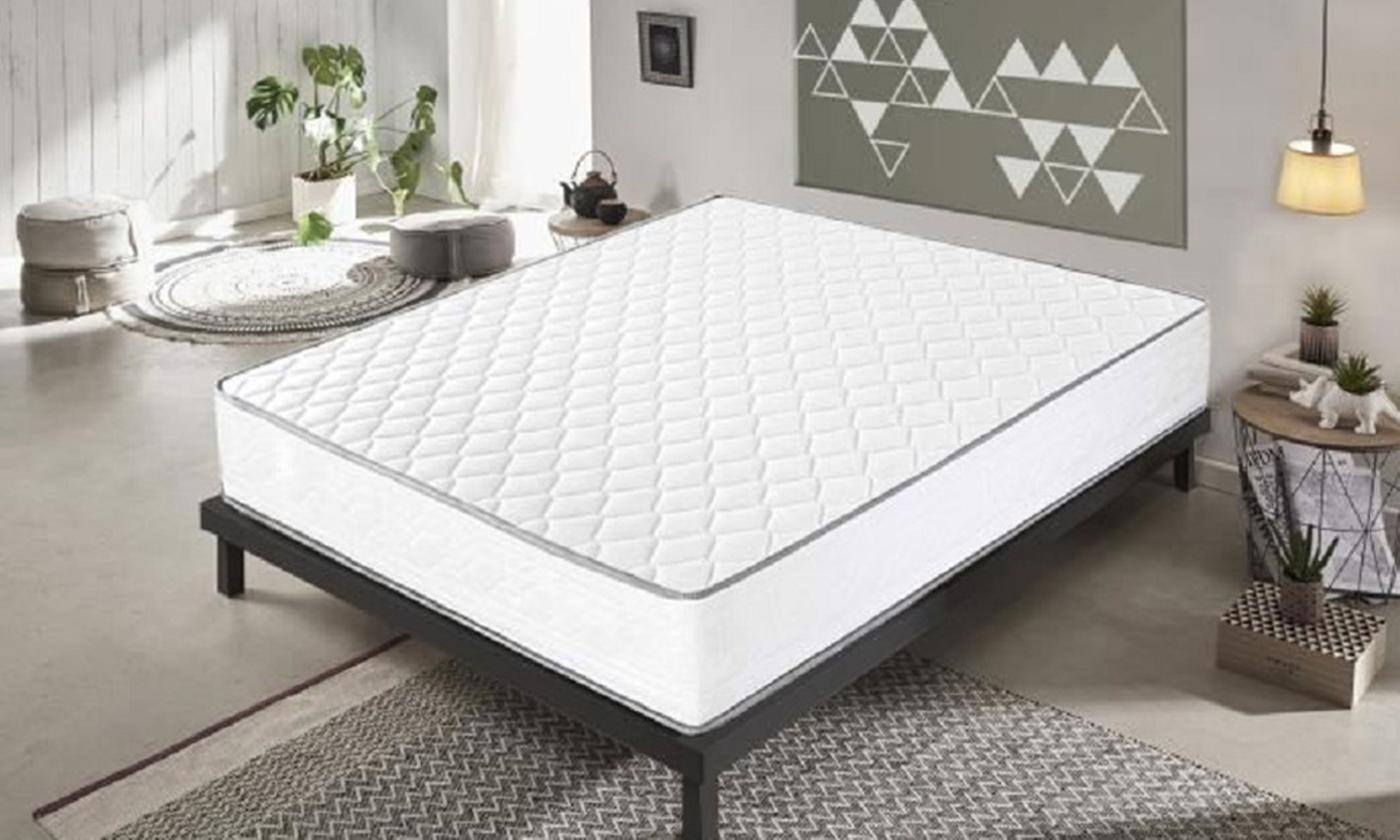 Comfort Plus Memory Foam Mattress with Memory Fresh and 11 Lift Zones from £119 (81% OFF)