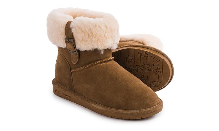 BearPaw Women's Abby Boots (Size 11)
