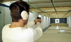 Ośrodek Strzelecki: Strzelnica kryta lub otwarta ze szkoleniem: 15 strzałów od 49,99 zł i więcej opcji w Ośrodku Strzeleckim