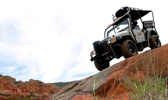 Arizona Safari Jeep Tours