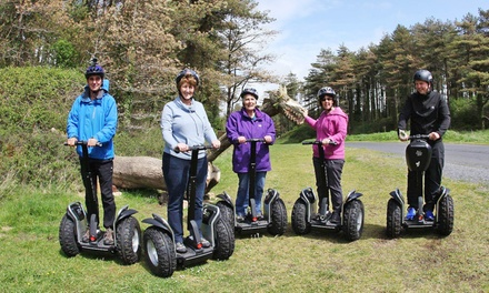 Golden Coast Segway