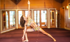Bikram Yoga NYC: Eight Classes or One Month of Unlimited Classes at Bikram Yoga NYC (Up to 59% Off)