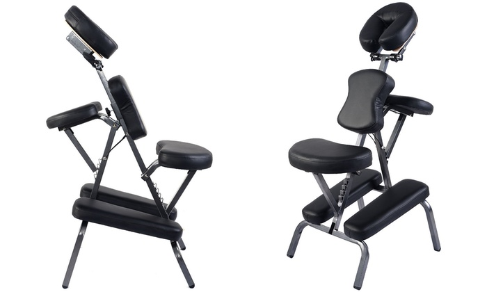 2149daeef Up To 23% Off on Portable Chair with Carrying Bag | Groupon Goods
