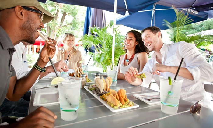 Miami Food Tours: Three-Hour South Beach Food Tour for One or Two from Miami Food Tours (Up to 35% Off)