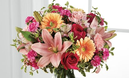 C$16 for C$30 Worth of Floral Bouquets, Gift Baskets, and More from Flowers Canada
