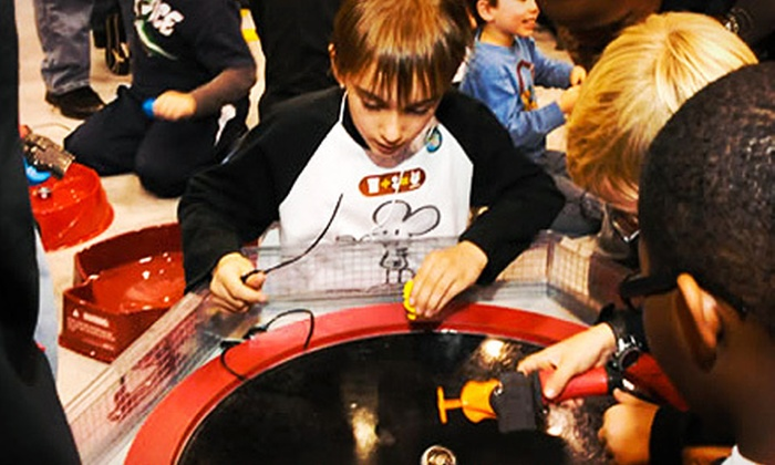 Chicago Toy & Game Fair - Navy Pier: Visit to Chicago Toy & Game Fair at Navy Pier on November 17 or 18 (Up to 53% Off). Three Options Available.
