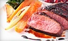 Warren Duck Club - Tulsa: Steak-House Food for Two or Four at Warren Duck Club (Half Off)