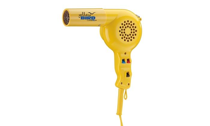 Conair Pro Yellowbird Hair Dryer