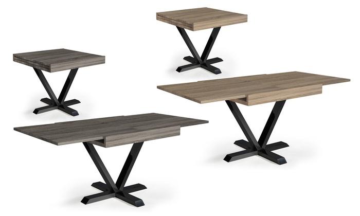 newick extensible table groupon