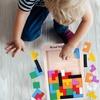Holz-Puzzle für Kinder