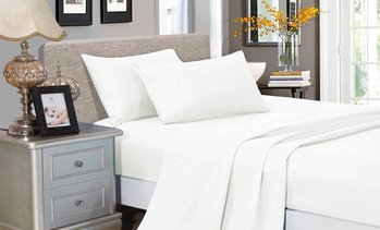1000TC Ultra Soft 4-Piece Sheet Set