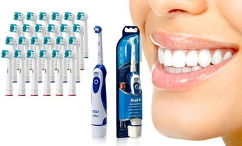 Ensemble de brosses Braun Oral-B