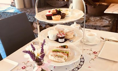 High Tea for 2 ($49), 4 ($95), 6 ($135), 8 ($179) or 10 People ($219) at St Margaret's Café Bistro (Up to $400 Value)