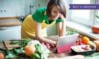 """Online-Videokurs """"Das LowCarb Multimedia Kochbuch"""" bei CMD Academy (58% sparen*)"""