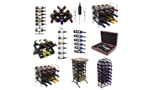 Sorbus Wine Racks. Multiple Styles Available