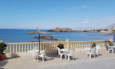 Mazarrón: estancia en habitación doble o twin para 2 personas con desayuno en Hotel Bahía Puerto de Mazarrón
