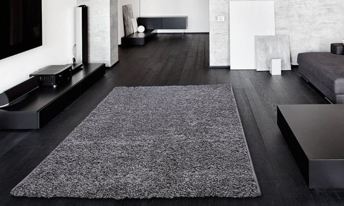 Ultimate Shaggy Collection Area Rugs 5 X7 Groupon