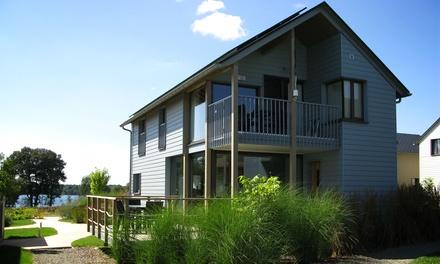 Lac de L´eau d´Heure: 4-8 Tage in der Ferienvilla mit 3 Zimmern für 6 Pers. im Golden Lakes Village