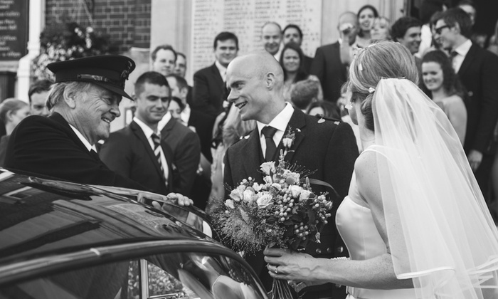 Wedding coverage with prints embrace imagery groupon for 1 hour wedding photography