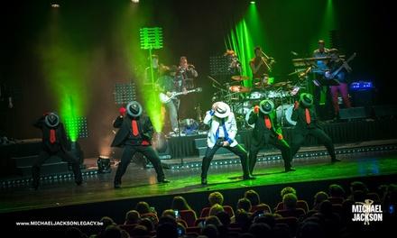 Michael Jackson Legacy Tour in Het Witte Paard te Blankenberge!
