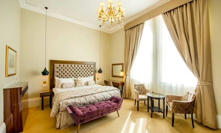 London: 4* Double Room or Suite with Breakfast • Holiday deals Lansbury Heritage Hotel
