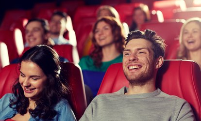 image for Ultimate Date Night with Two Movie Tickets and $100 Restaurant.com eGift Card(69% Off)