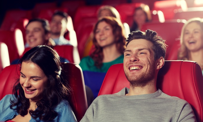 Imagine Cinemas - Imagine Cinemas  Woodbine: C$22 for a Movie Outing for Two with Popcorn and Soft Drinks at Imagine Cinemas (C$37.50 Value)