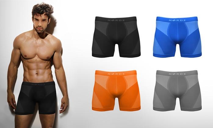 1x, 2x oder 3x Doppelpack Boxershorts in der Farbe nach Wahl