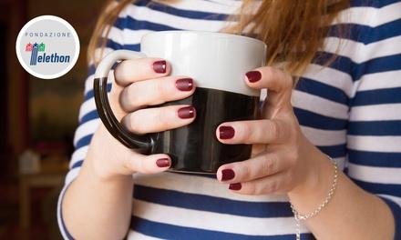 Manicure e smalto semipermanente