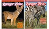 Up to 66% Off Ranger Rick Magazine Subscriptions