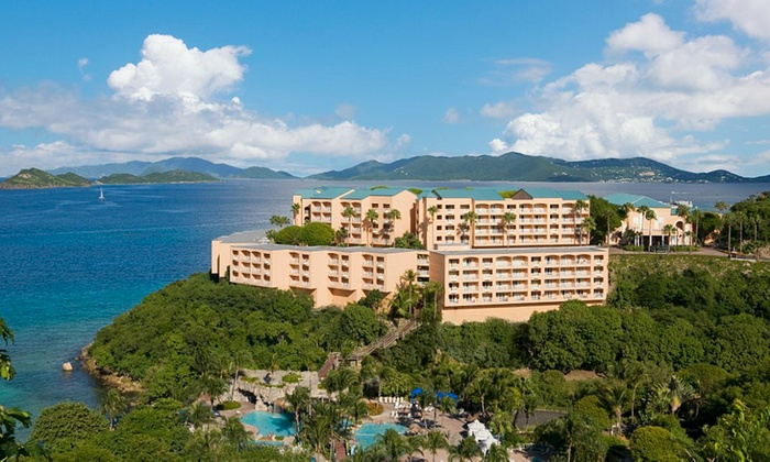 Night AllInclusive Sugar Bay Resort Spa Stay With Air From - Us virgin islands all inclusive
