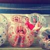 Bubbleball für bis zu 10 Personen